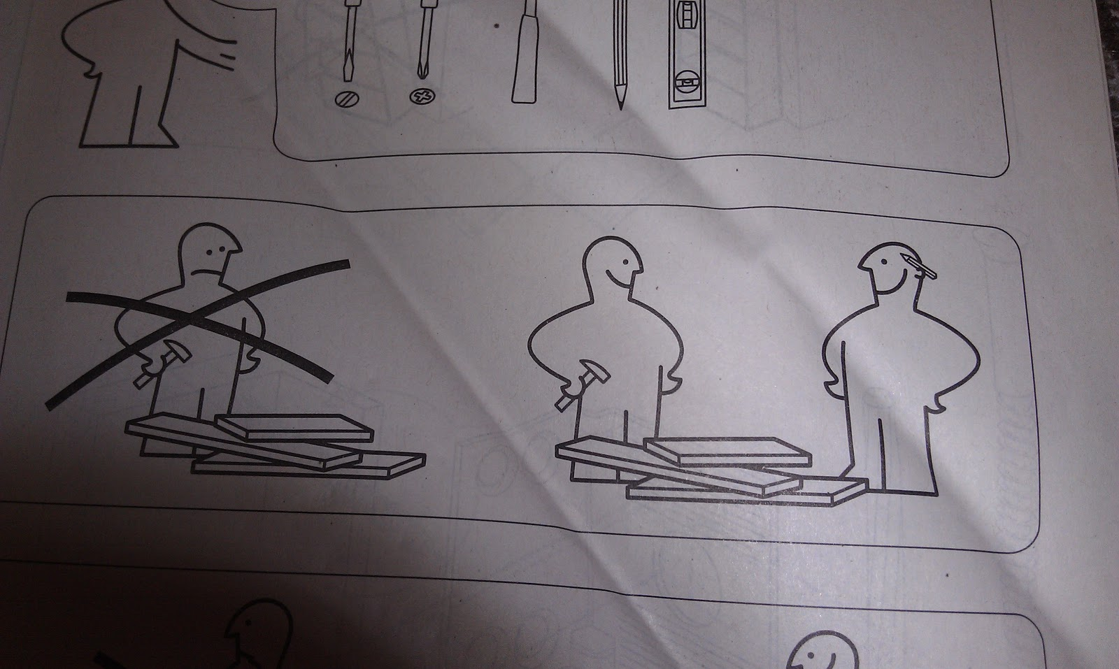 old ikea instructions uk
