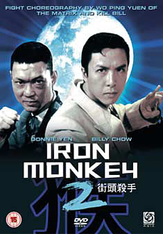 Con Khỉ Sắt 2 - Iron Monkey 2