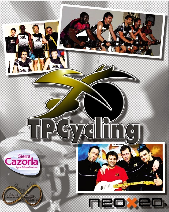 TPCycling, Nos movemos por ti...