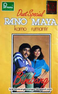 Rano Karno feat Maya Rumantir - Kasihku
