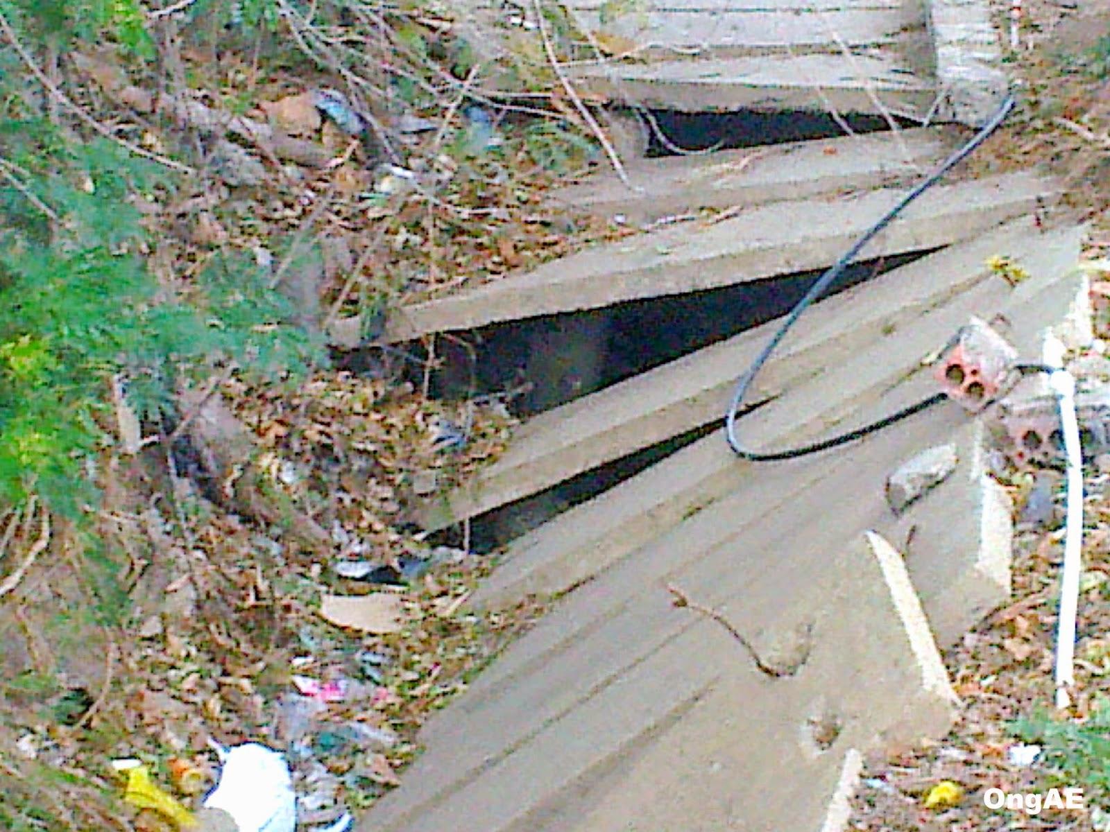 Derecho de petición a Alcalde de Cúcuta pidiendo limpieza y reconstrucción y tapa para canal de aguas lluvias en calle 5A del sector San Felipe de Chapinero