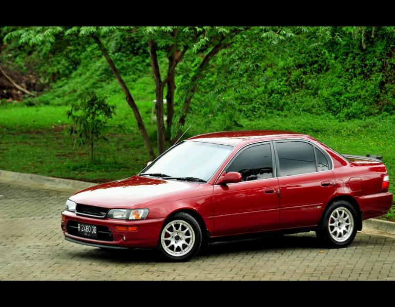 ... ini beberapa harga spare part Great Corolla di Sumber Berkat Toyota