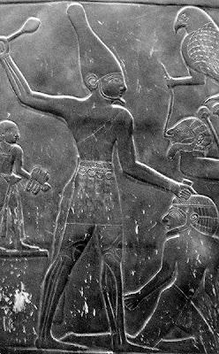 Imagen de Narmer o Menes Faraón de la I Dinastía de Egipto