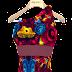 MATERIAL GIRL - SARAH DRESS