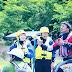 जापानी नदीमा नेपाली र्याफ्टिङ