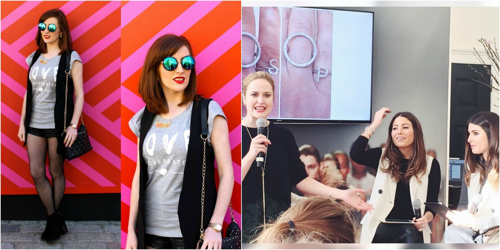 Bec Boop's London Fashion Weekend Experience.