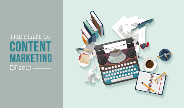 Content Marketing Trends 2015 - #infographic