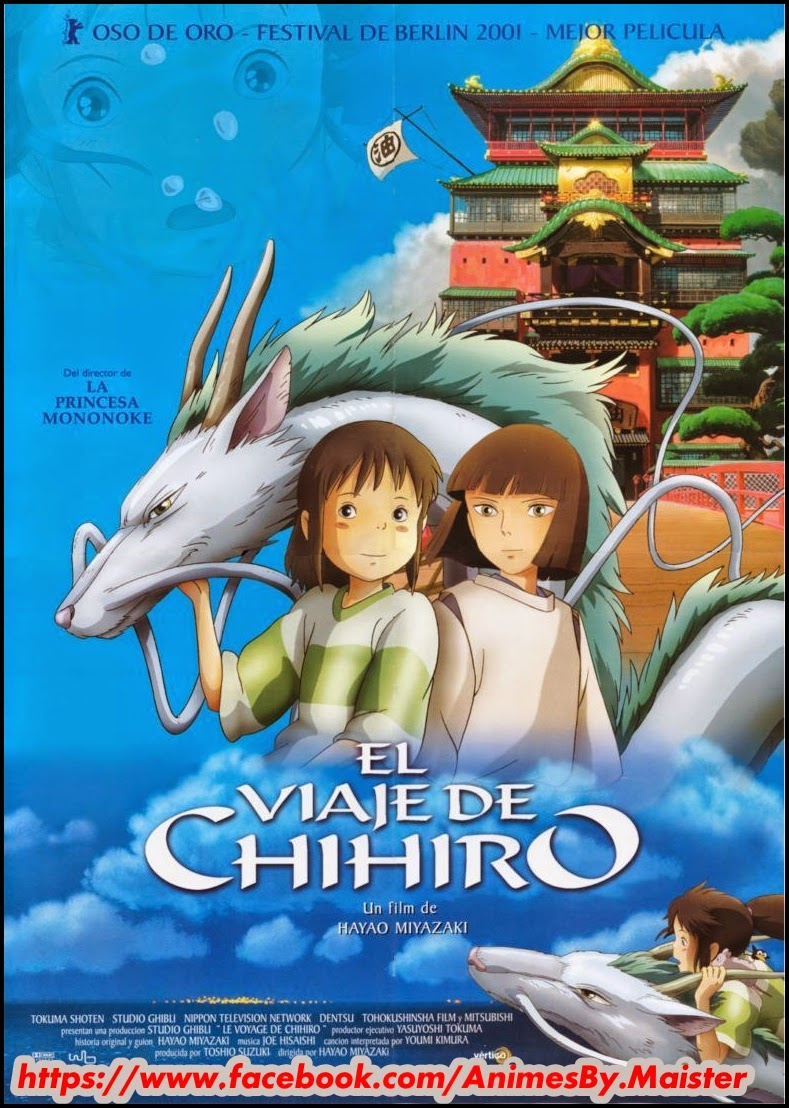 OEl Viaje de Chihiro
