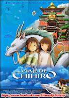 Poster de El Viaje de Chihiro
