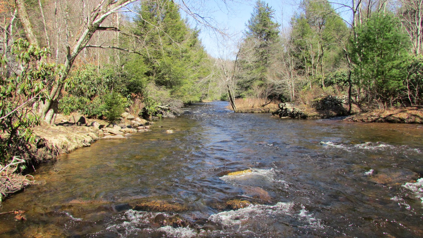 Pennsylvania 39 s poconos and the roots of modern trout for Fishing lakes in pa