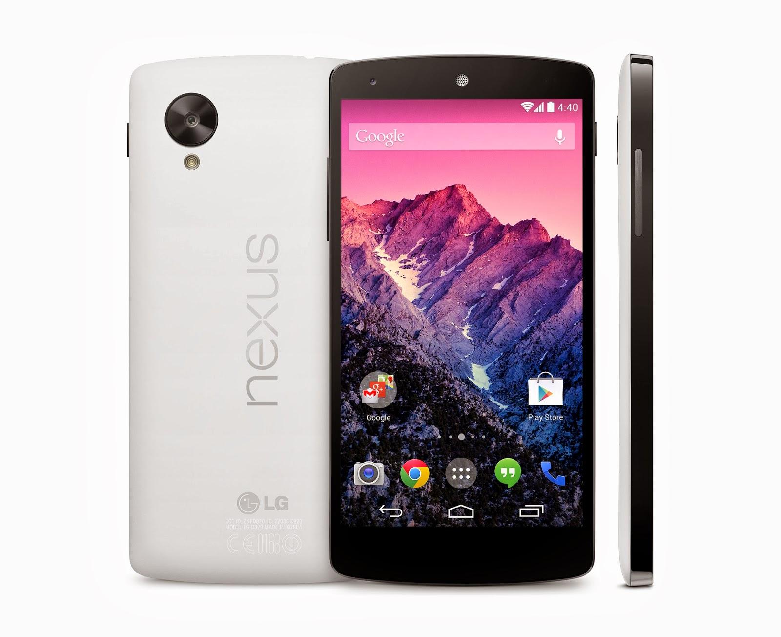 Giveaway Win A Google Nexus 5 Tech Guru
