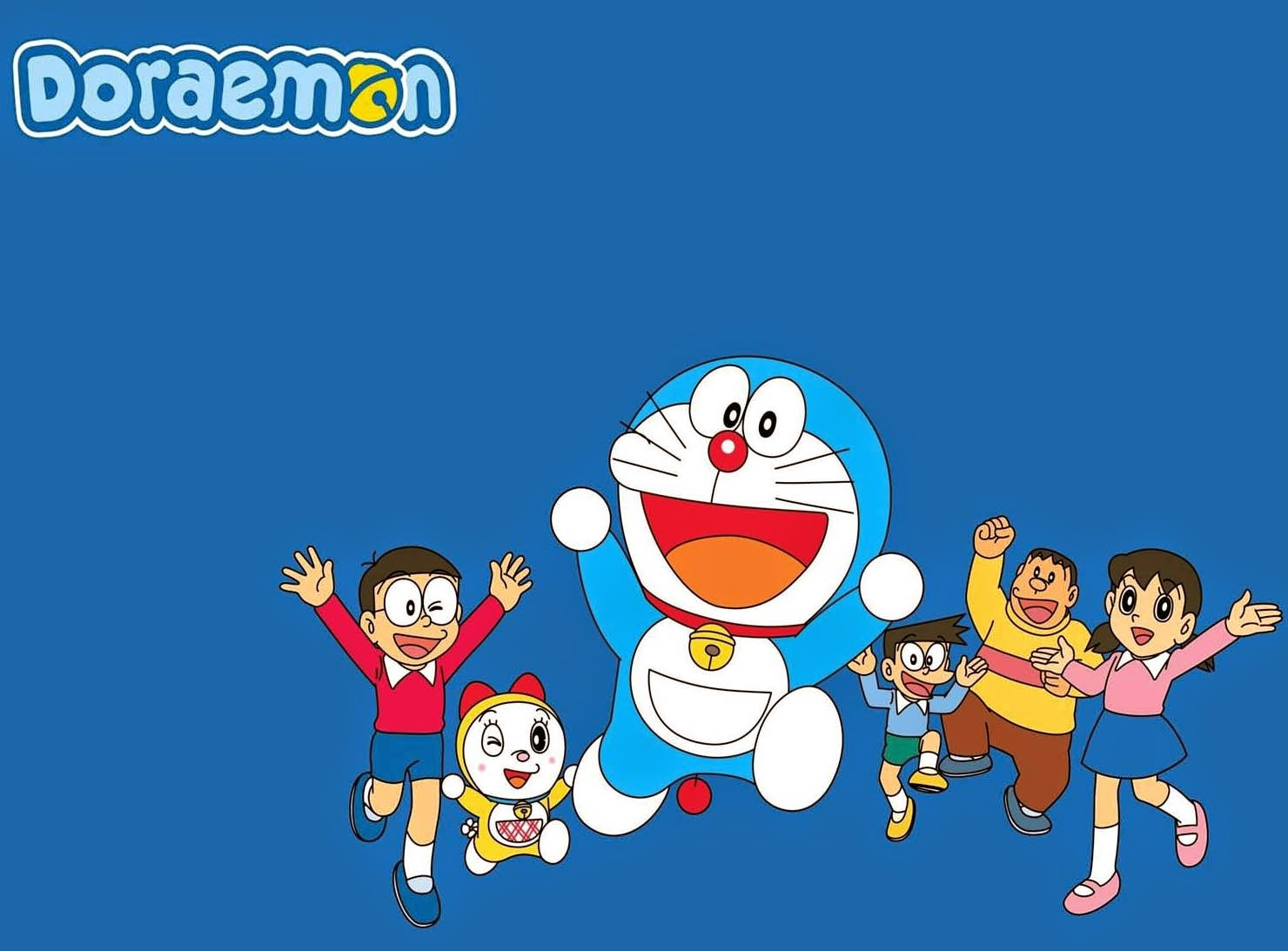Doremon Is A Most Amazing And Popular Cartoon In The World. The Doremon  Manga Series Was First Published In December 1969.