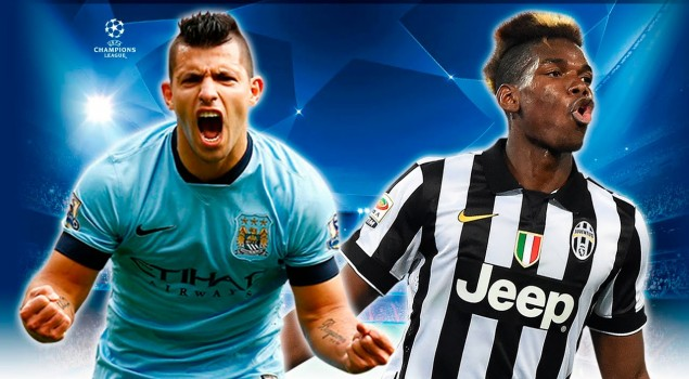 Laga Terkini Juventus vs Manchester City 16 September 2015