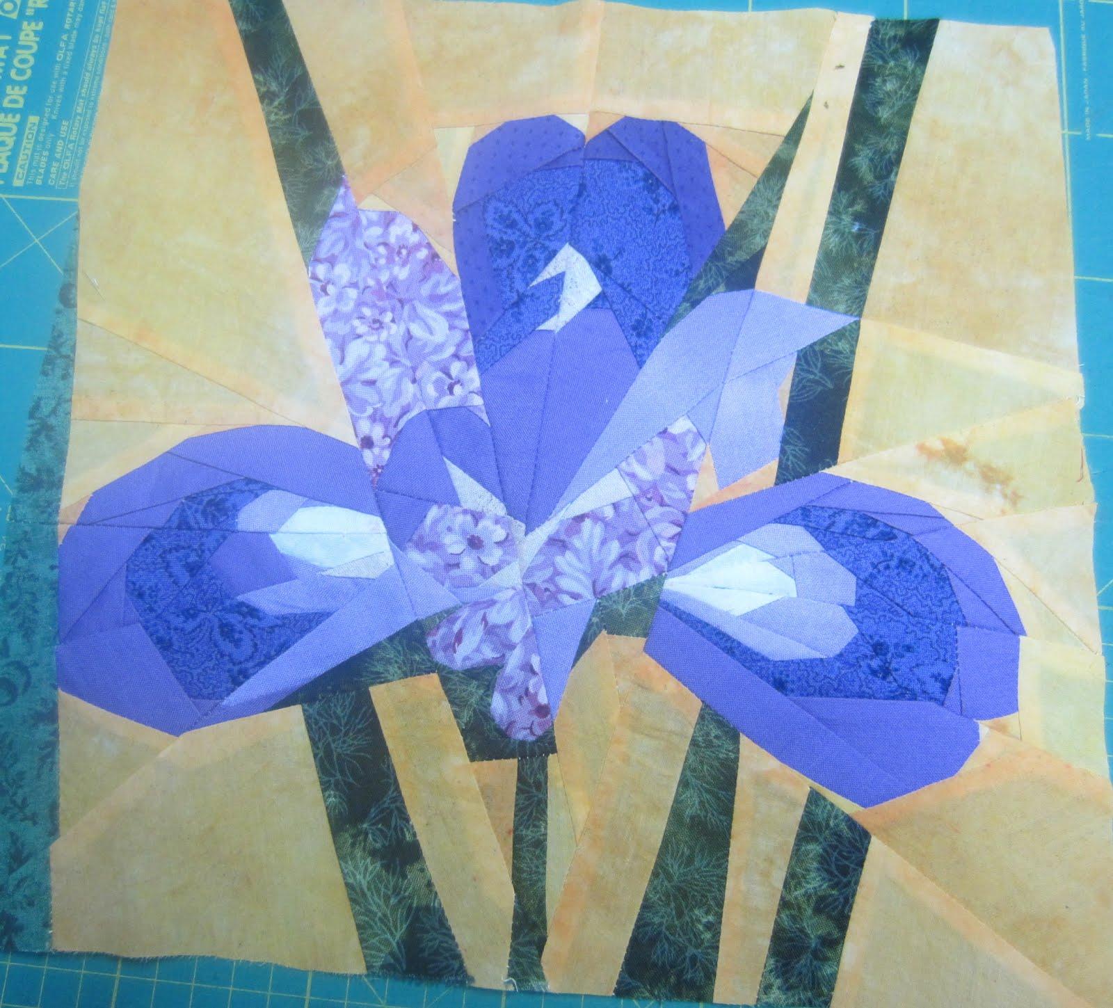 Iris. Junio