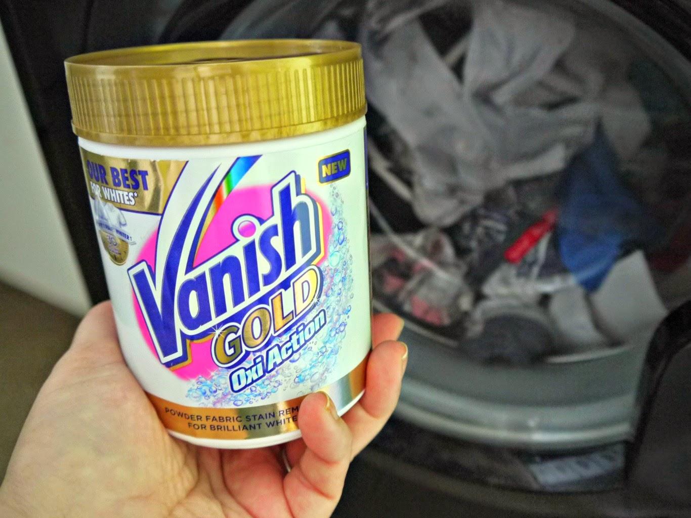 Vanish Gold for Whites