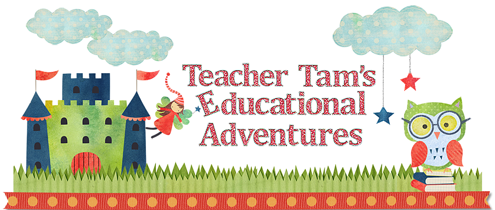Teacher Tam's Educational Adventures