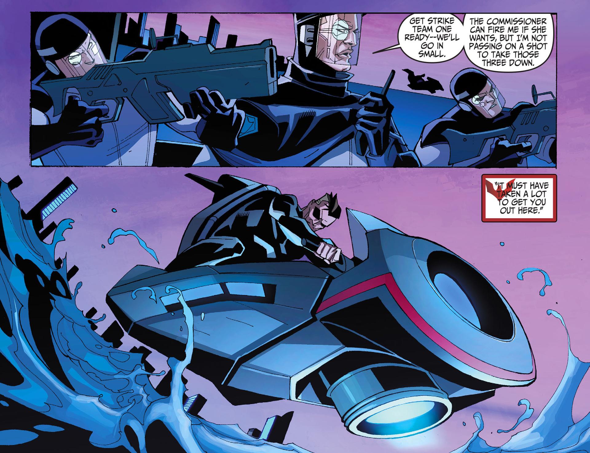 Batman Beyond 2.0 Issue #5 #5 - English 14