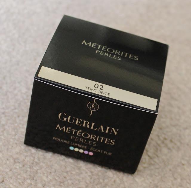 Guerlain Meteorites Perles u nijansi 02 Teint Beige