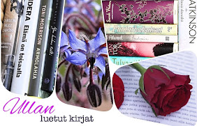 Blogini Ullan Luetut kirjat