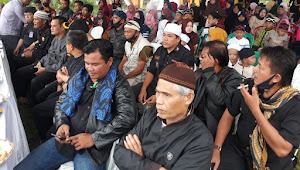 Moment Bulan Muharram, BPPKB DPAC Tamansari Gelar Acara Santunan