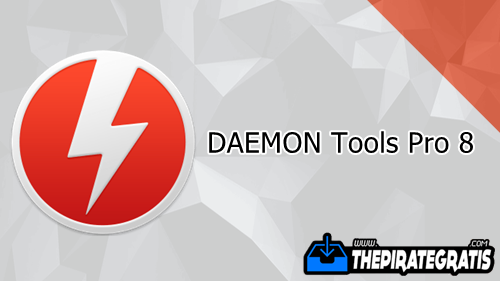 Download DAEMON Tools Pro 8 + Crack