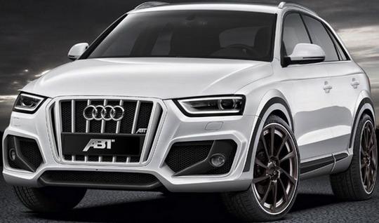 Audi Q3 Ajuste Por Abt Coches Nuevos