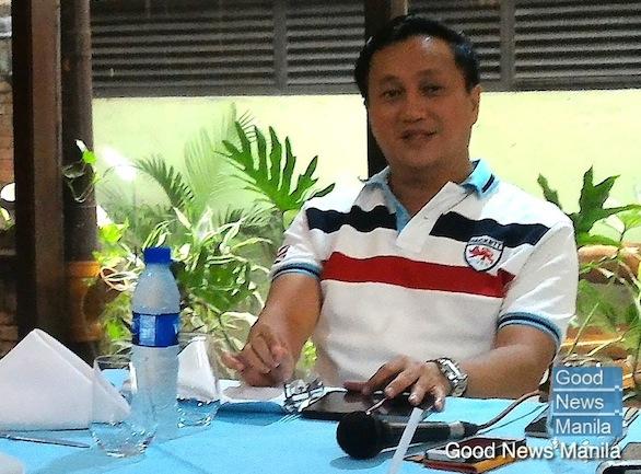 Senatoriable Francis Tolentino