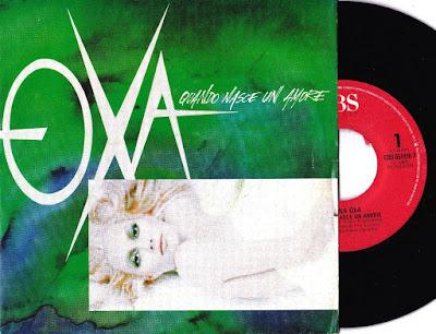 Sanremo 1988 - Anna Oxa - Quando nasce un amore