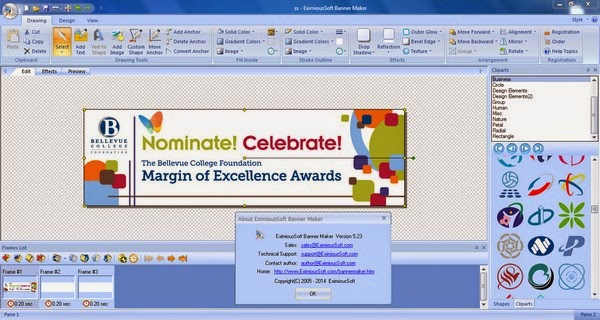 EximiousSoft Banner Maker 5.35