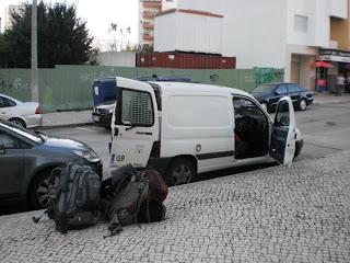 van, pack, lisboa
