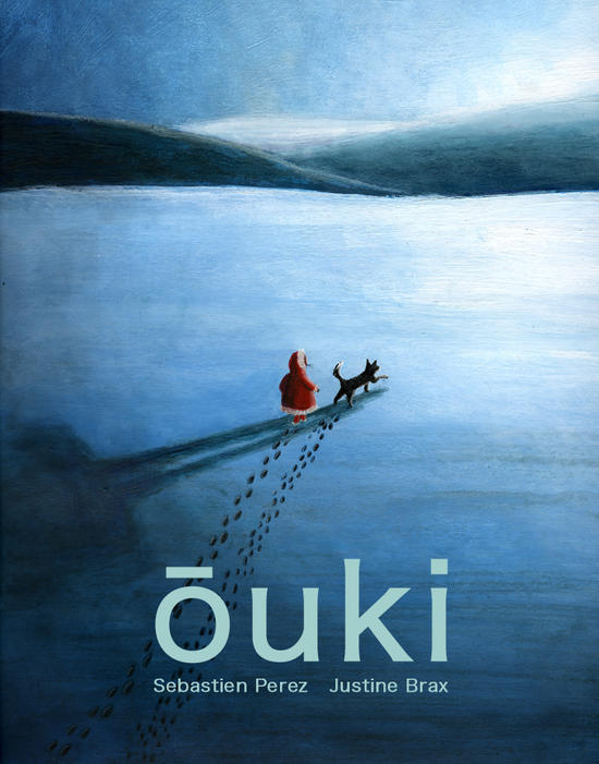justine brax illustration ouki