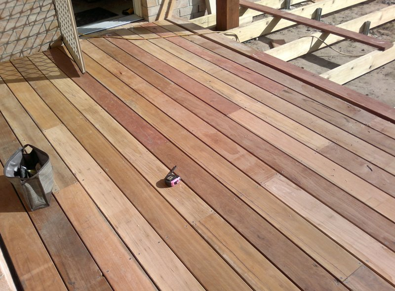Miss directions the last 7 days for B and q timber decking