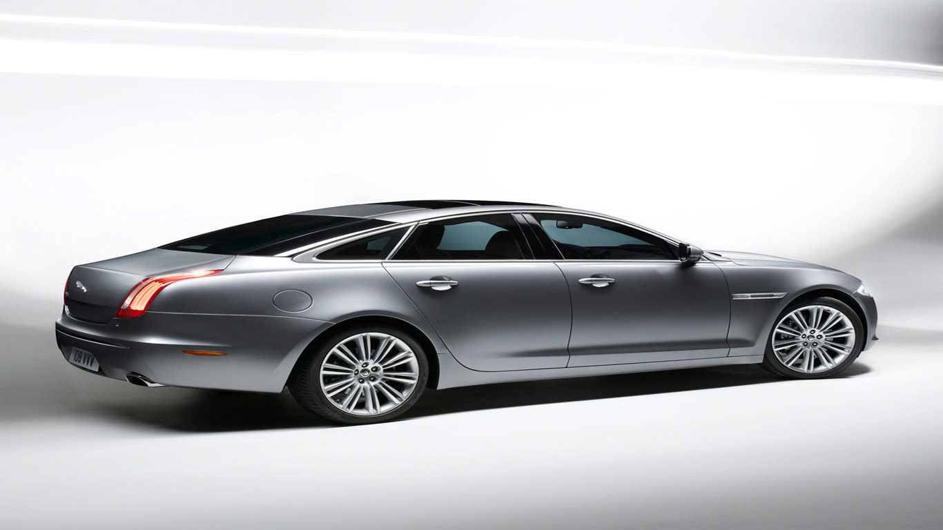 jaguar xj 5 0 sedan 4 door dream fantasy cars. Black Bedroom Furniture Sets. Home Design Ideas