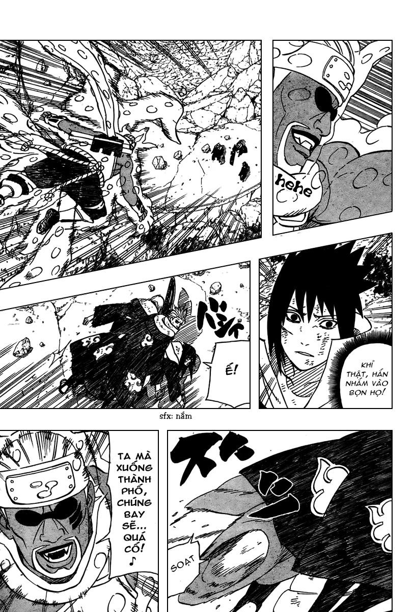 Naruto chap 413 Trang 6 - Mangak.info