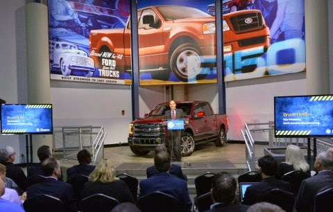 Ford Adds 850 Jobs to Dearborn's Rouge Center