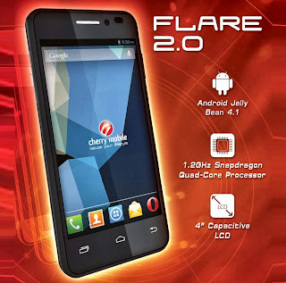 Cherry Mobile Flare 2.0 Official Poster