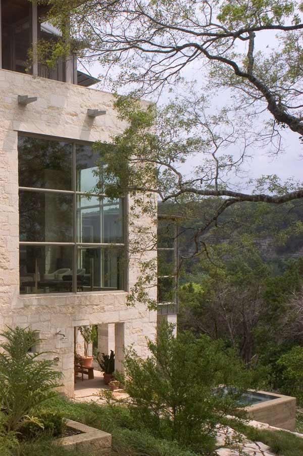 Dise o de casas fachadas de viviendas fotos e ideas de for Diseno de viviendas