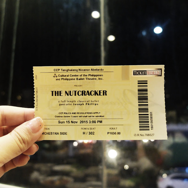 The Nutcracker production - Philippine Ballet Theatre  || heyladyspring.com