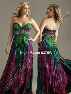 Size Wedding Dress on Wedding Dresses Gallery  Plus Size Prom Dresses 2011