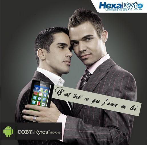 Hexabyte Une Pub Gay En Tunisie TBM