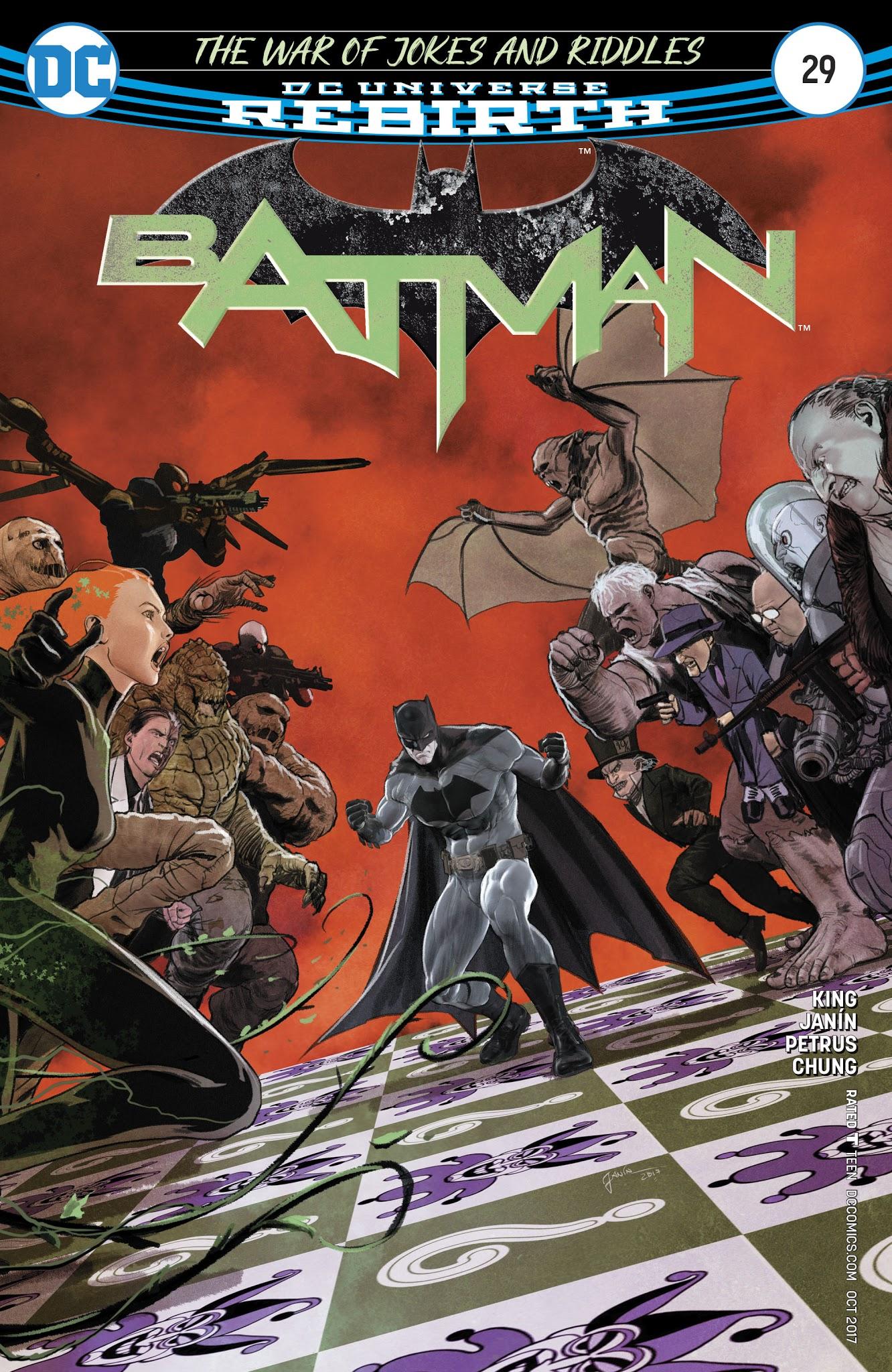 Batman (2016) 29 Page 1
