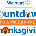 Have a Walmart Mishap-Free Thanksgiving and $50 Walmart Gift Card Giveaway ~CLOSED
