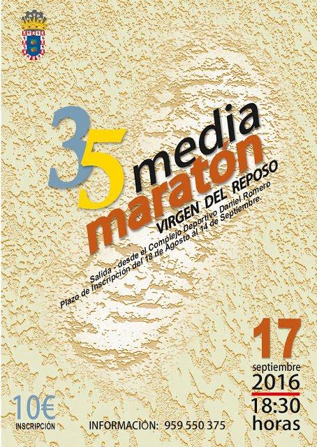 MEDIA MARATÓN DE VALVERDE