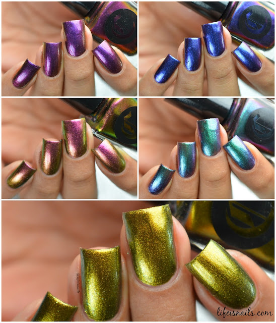 Cirque Colors The Meta Collection