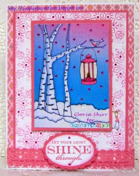 Featured Card at Perfectly Rustics Challenge