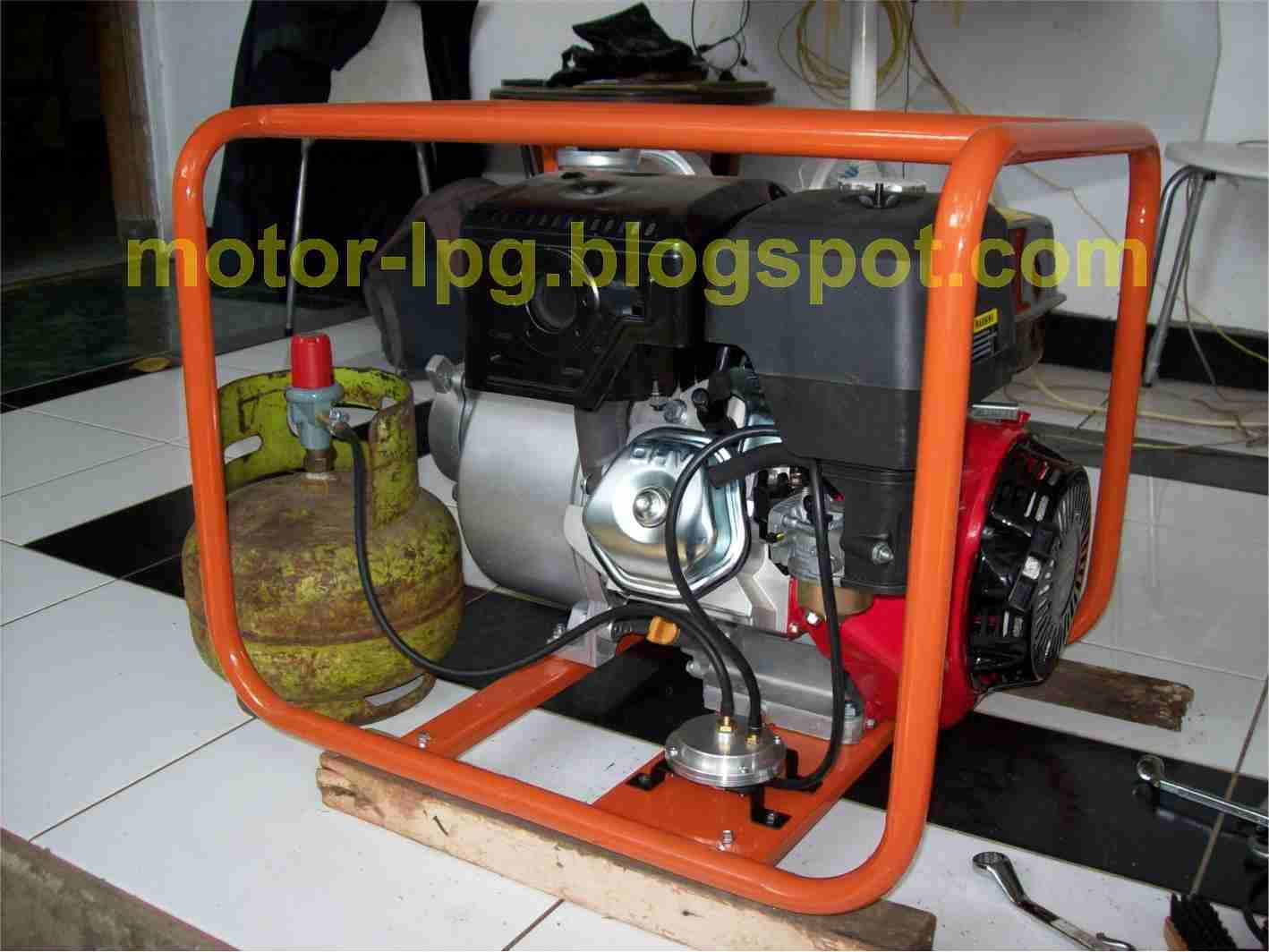 Konverter Kit LPG untuk Sepeda Motor: Membuat Konverter Kit LPG ...