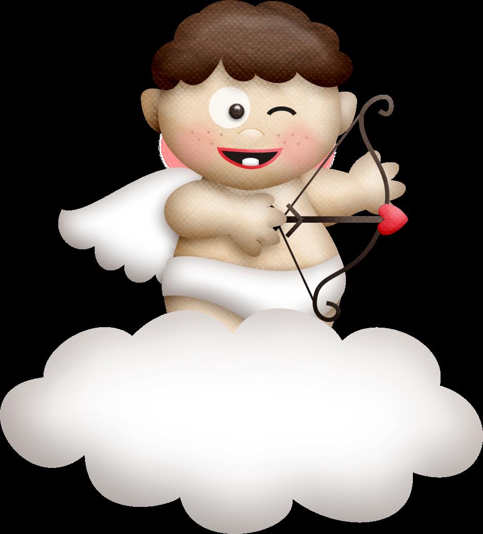 Cupido para imprimir