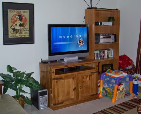 Building A HDTV Media Centre