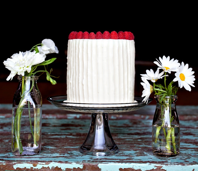 Top 5 Desserts of 2011 - Berries and Cream Cake