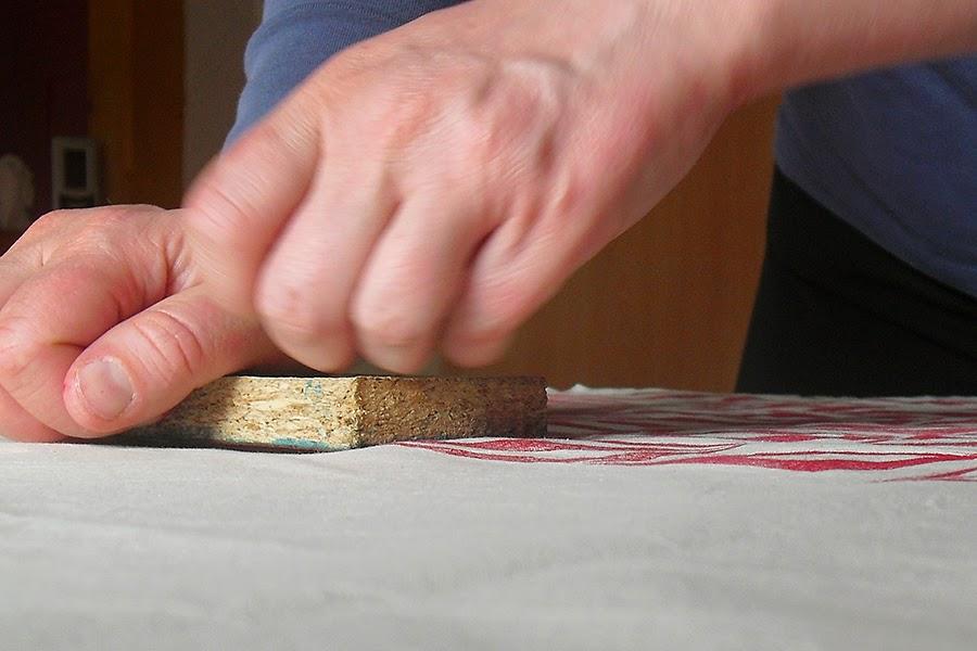 frauschoenert's hand printed fabrics